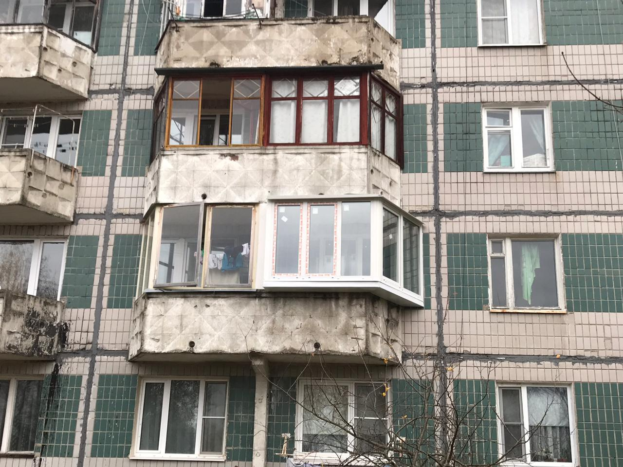 Остекление балкона котельники как застеклить балкон стеклопакетами